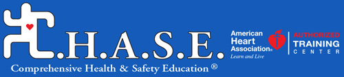 C.H.A.S.E. Comprehensive Health & Safety Education, LLC